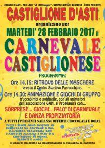 Carnevale 2017 Castiglione