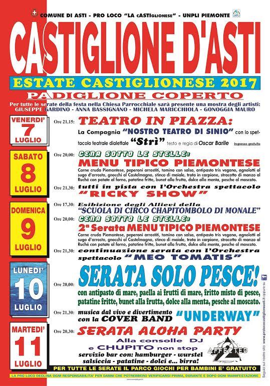 Estate Castiglionese 2017