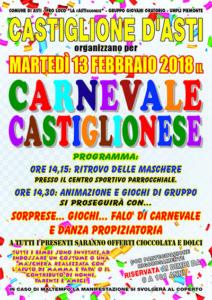 Carnevale Castiglionese 2018